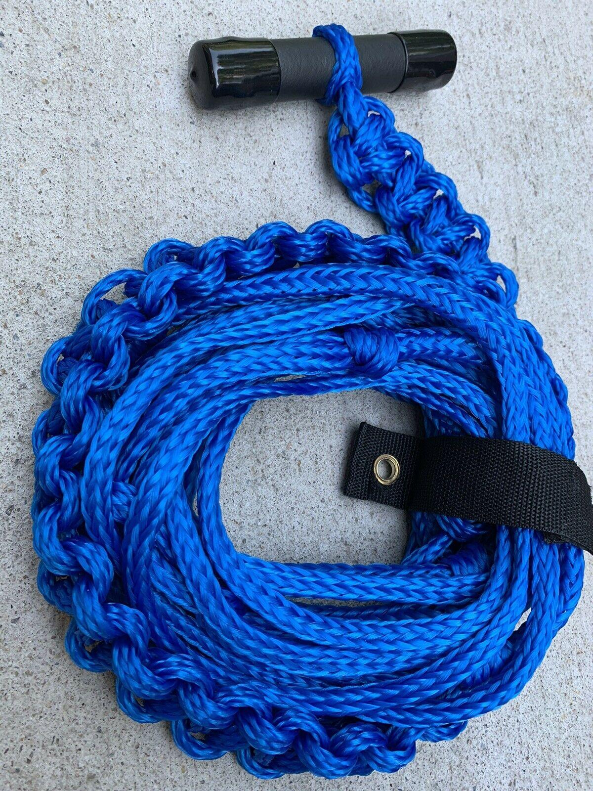 Blue T Bar 2